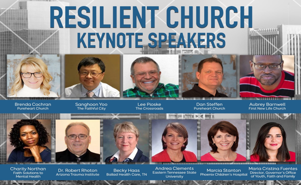 Resilient Church Keynote Speakers